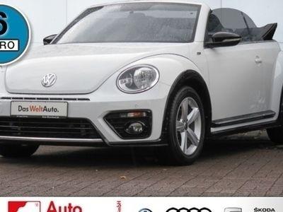 used VW Beetle Cabriolet R-Line 1.4 TSI (Klima)