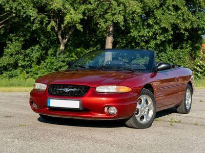 gebraucht Chrysler Stratus 2.5 JX ,V6,LPG, 7,50 €/100 km,HU 05/2022 als Cabrio/Roadster in Kraiburg