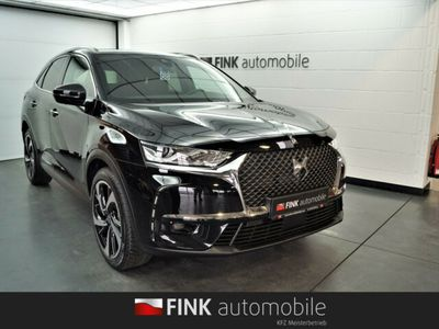 gebraucht DS Automobiles DS7 Crossback 7 Crossback Be Chic BlueHdi 130 Navi Xenon