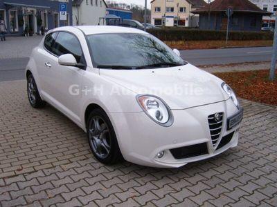 gebraucht Alfa Romeo MiTo 1.4 16VMultiAir TÜV NEU 82Tkm