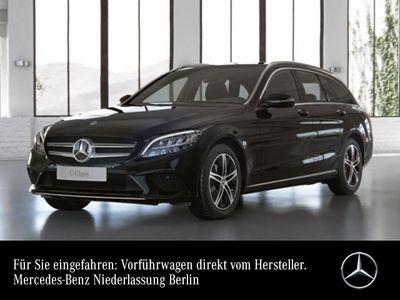 gebraucht Mercedes C160 T Avantgarde LED Kamera PTS 9G Sitzh Temp