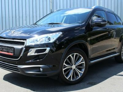 gebraucht Peugeot 4008 Allure 4WD / Leder / Panorama / 150 PS