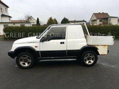 brugt Suzuki Vitara 2,0 Benzin 136 PS mit Pritsche-AHK-Klima-