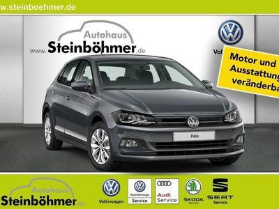 gebraucht VW Polo Highline 1.0TSI OPF ParkPilot Sitzhz. MFLL
