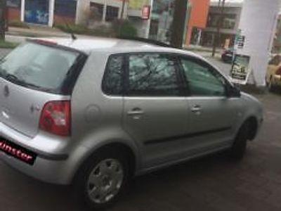 gebraucht VW Polo VW1,2 ( 5 Tür) 86,00Km BJ2002 neue TÜV