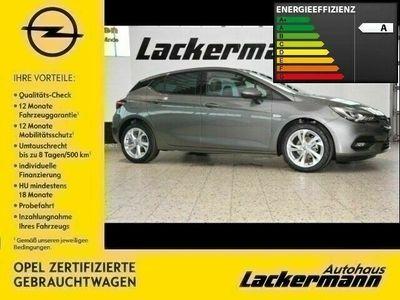 gebraucht Opel Astra GS Line Leder LED Navi Dyn. Kurvenlicht Rückfahrka