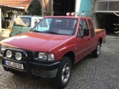 gebraucht Opel Campo Pickup Benzin Isuzu