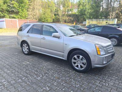 gebraucht Cadillac SRX 3.6 V6 4WD Sport Luxury Autom. 1.HD