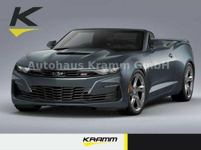 gebraucht Chevrolet Camaro Cabrio V8 AT 2020 Werksg. 36 Monate