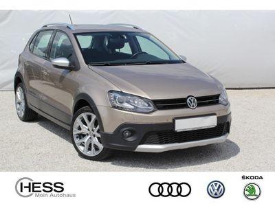 gebraucht VW Polo Cross 1.2 TSI Polo PDC, Sitzh., Klima, uvm