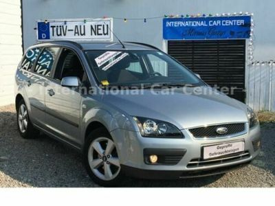 used Ford Focus Turnier Sport Wenig Km TopZustand