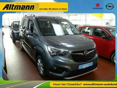 gebraucht Opel Combo Life E INNOVATION AHK / NAVI / Head Up