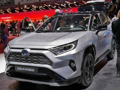gebraucht Toyota RAV4 T3 2.0 VVT-i 2WD 6G 175PS/129kW 2019