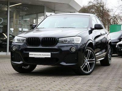 gebraucht BMW X4 xDrive30d