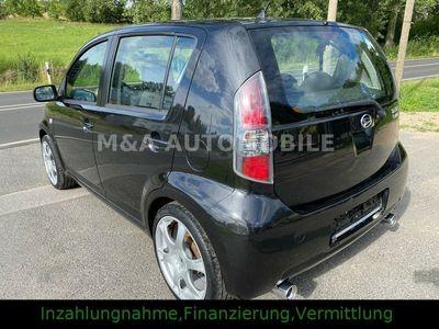 gebraucht Daihatsu Sirion 1.3 Klima ZV Alufelgen Sport TÜV Neu