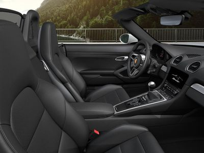 gebraucht Porsche Boxster (718)   Navigation inkl. Connect  