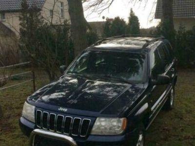 gebraucht Jeep Grand Cherokee 3.1TD 2001 4x4 export