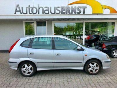 käytetty Nissan Almera Tino 2,2 Di Comfort*Klima+AHK+PDC*