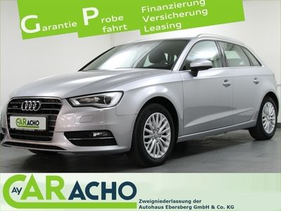 gebraucht Audi A3 Sportback 2.0 TDI Ambiente quattro Xen+ Nav+
