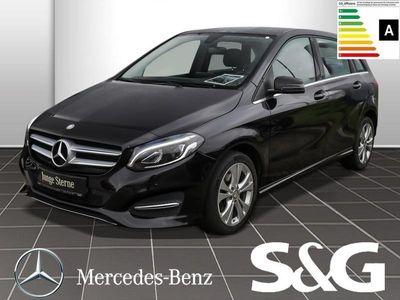 gebraucht Mercedes B200 d Austria Edition