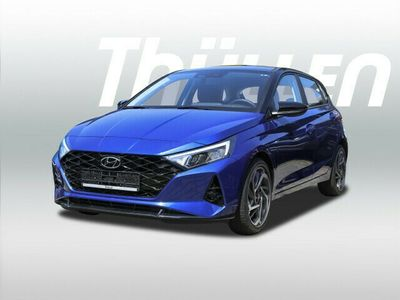 gebraucht Hyundai i20 10 T-GDi M/T Intro Edition Pluspaket