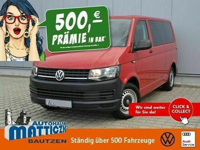 gebraucht VW Transporter Kombi 2.0 TDI bei Gebrachtwagen.expert