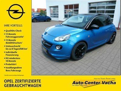 gebraucht Opel Adam 1.4 Slam, Sport Design Paket, OPC Blau