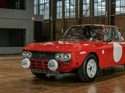 gebraucht Lancia Fulvia 1.3 S Coupé 1300S I Rallye I H-Zulassung als Sportwagen/Coupé in Düsseldorf