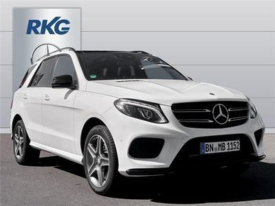 gebraucht Mercedes GLE250 d 4M AMG-Line*Panorama*Comand*LED ILS