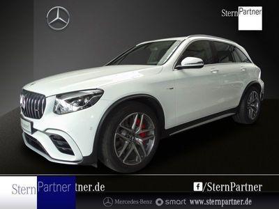 gebraucht Mercedes GLC63 AMG AMG S 4MATIC+ AMG Driver's Pack