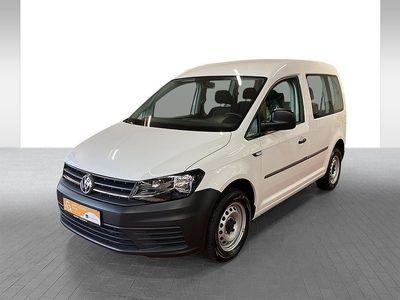 gebraucht VW Caddy Kombi 1.2 TSI EcoProfi AHK Klima PDC