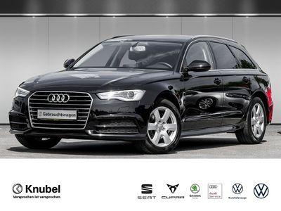 gebraucht Audi A6 Avant 2.0 TDI Navi+ AHK phonebox Sitzhzg. Xenon