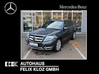 gebraucht Mercedes GLK350 CDI 4M/COMAND/ILS/AHK/Schiebedach/Kamera