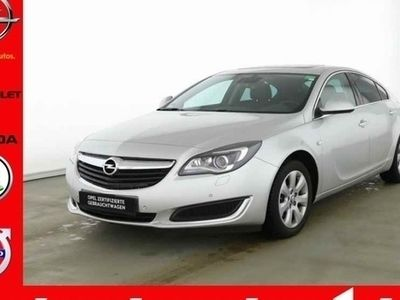 käytetty Opel Insignia 1.6 Turbo AT Inno+Schiebedach+PDC+SH+