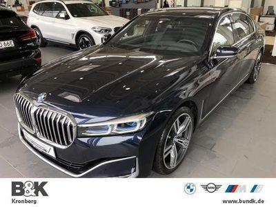 gebraucht BMW 740L d xDrive Exec.Lounge,FondEnt,Leasing 899.-