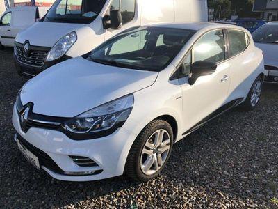 gebraucht Renault Clio IV 1.2 16V LIMITED Klimaanlage