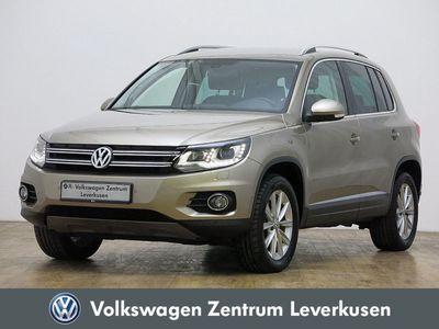 gebraucht VW Tiguan 2.0TDI 4MOT DSG NAVI XENON KAMERA PDC SHZ