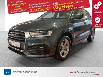 gebraucht Audi Q3 2.0 TDI sport S-tronic Navi AHK GRA