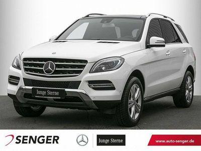 gebraucht Mercedes ML350 BT 4M*Standheizung*Panorama*Distronic*AHK