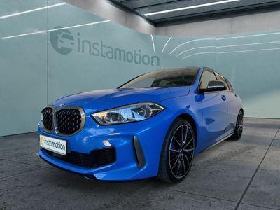 gebraucht BMW M135 M135 i xDrive M Sport EU6d-T Aut Navi LED HUD Klima LED
