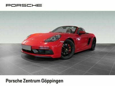 gebraucht Porsche 718 Boxster GTS 4.0
