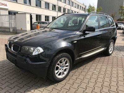 gebraucht BMW X3 2.0d*Navi*Leder*Xenon*Grüne Plakette*Panorama