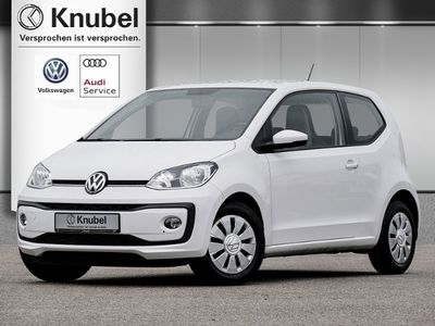 gebraucht VW up! move 1.0 Klima Sitzh. Nebelsch. Radio