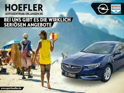 gebraucht Opel Insignia Neu B GS Innovation AT*Navi*AGR*SHZ*RFK*