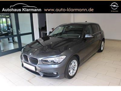 gebraucht BMW 118 i Advantage EU6d-T/AUTOMATIKGETRIEBE/ALU/NAVI