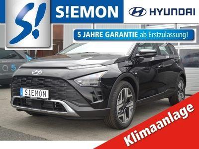 gebraucht Hyundai Bayon Intro Edition Mild-Hybrid 2WD 1.0 T-GDI EU