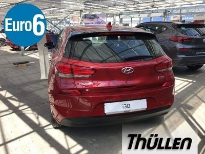 gebraucht Hyundai i30 Trend Navigation 1.4 Benzin Smart Key System
