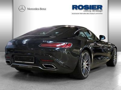 gebraucht Mercedes AMG GT S Ride-Control Panorama LED Comand Memory
