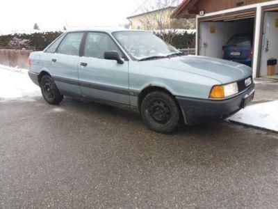 gebraucht Audi 80 1.8S