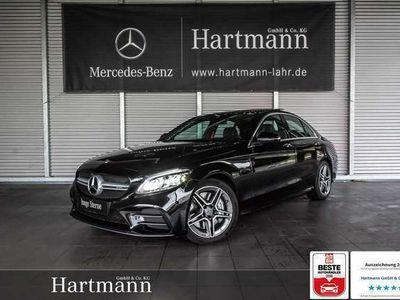 gebraucht Mercedes C43 AMG C 43 AMG4M AMG 9G Panorama Multibeam Comand Spur LED